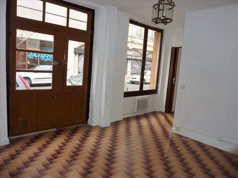 Location Appartement Surface de 24.34 m², 1 pièce, Lyon 7ème (69007)