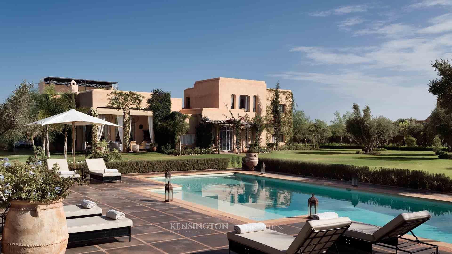 KPPM01051: Villa Adara Luxury Villa Marrakech Morocco
