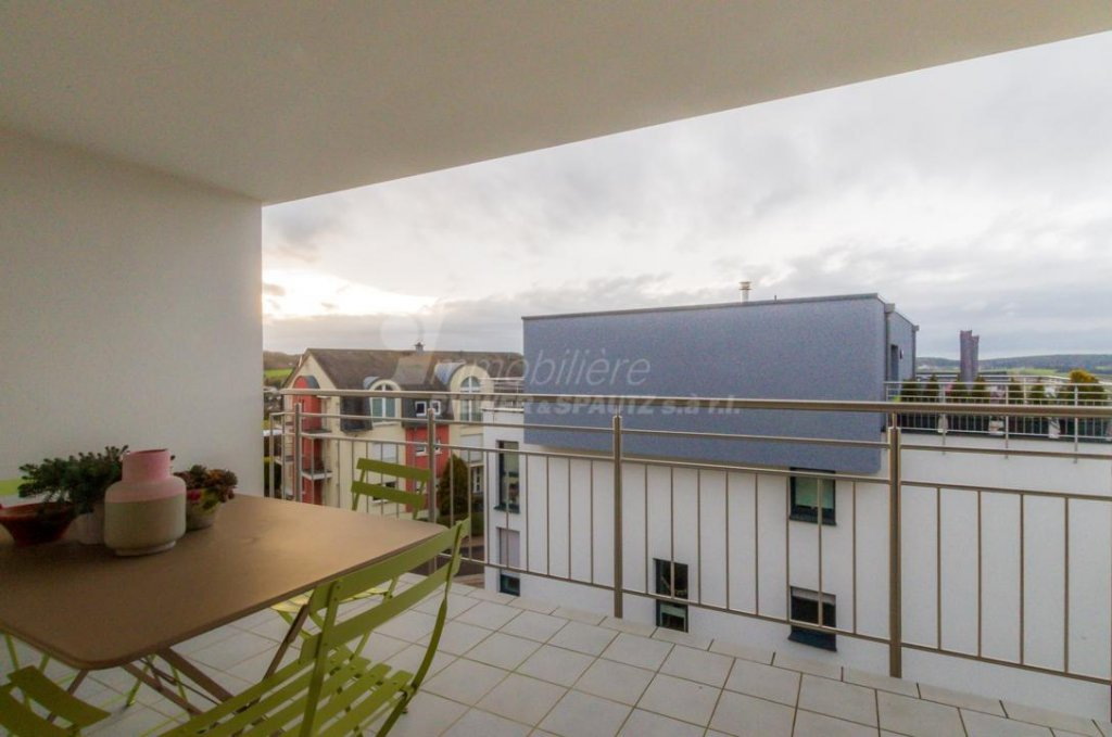 RENTED - apartment with 2 bedrooms at Junglinster