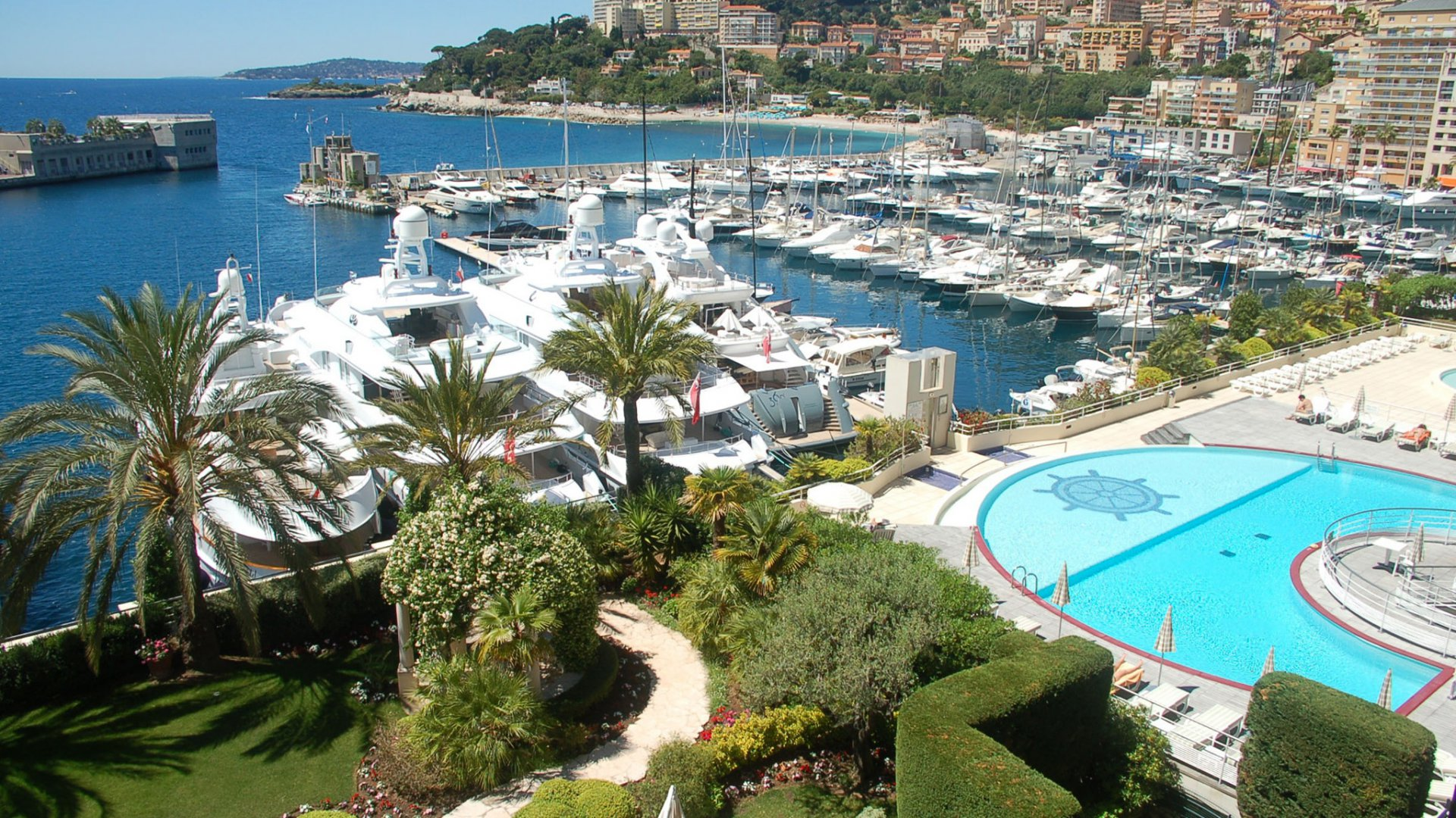 7 Room Apartment Fontvieille