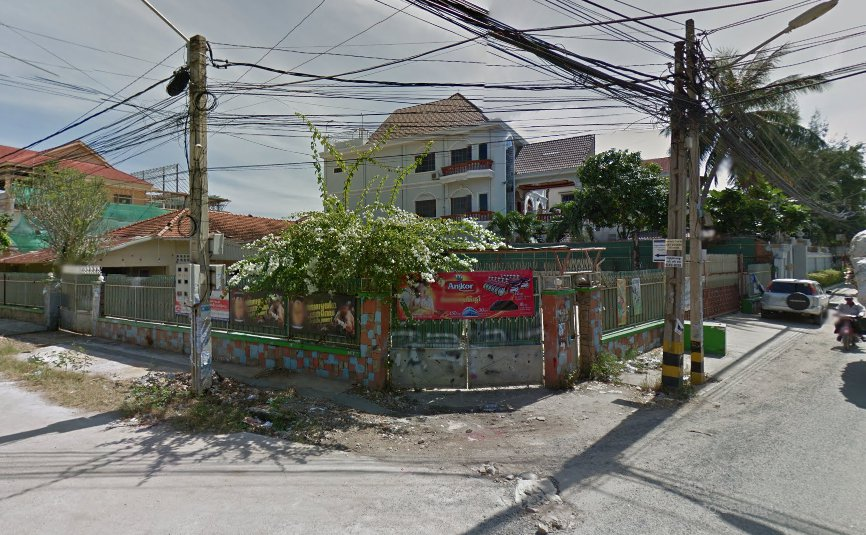 Land at Corner Road for sale in Toul Kok