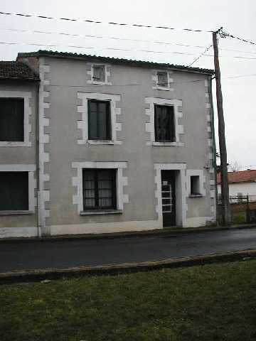 House - Near St Angeau