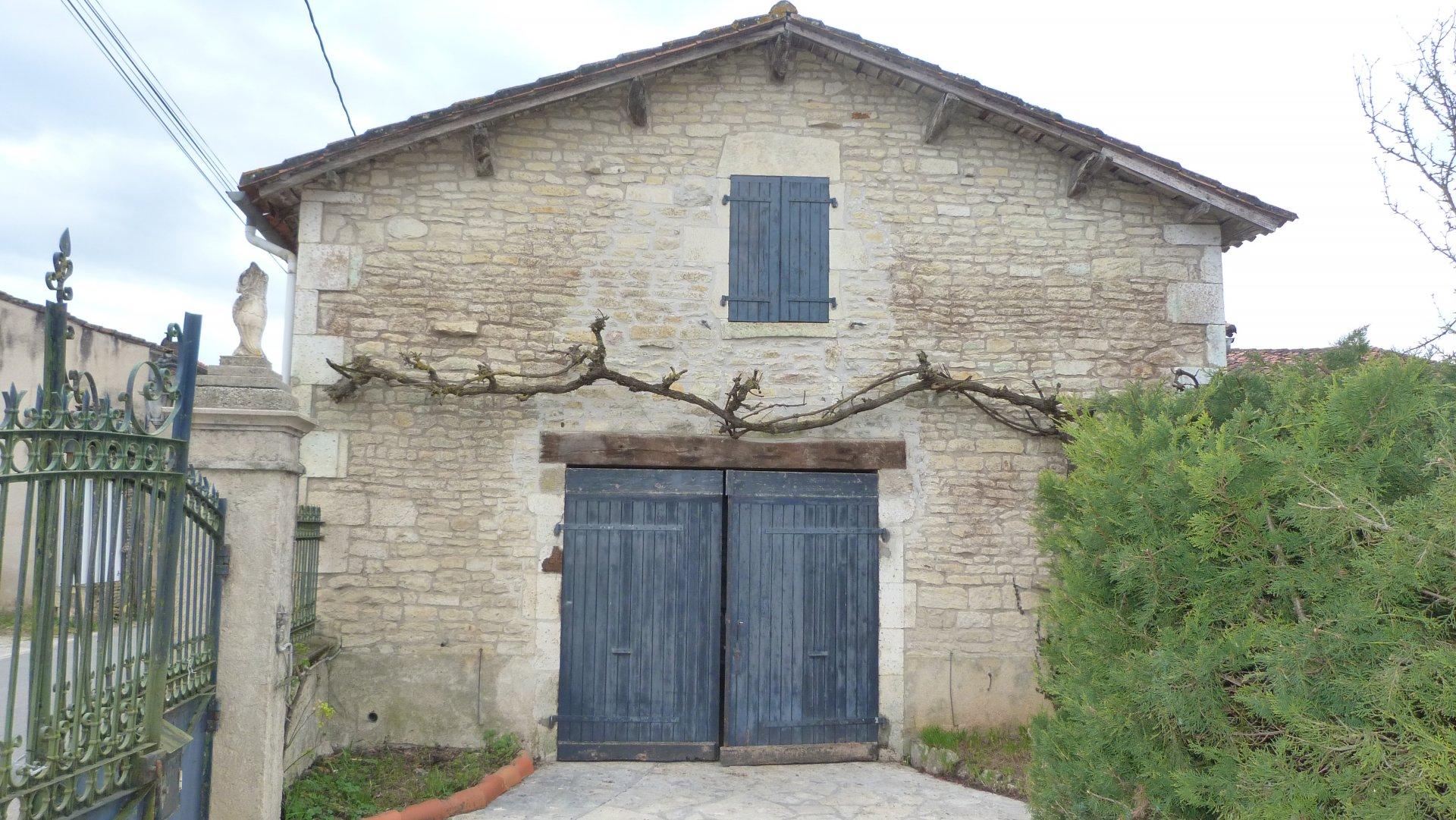 Maison - Entre Mansle et Tusson