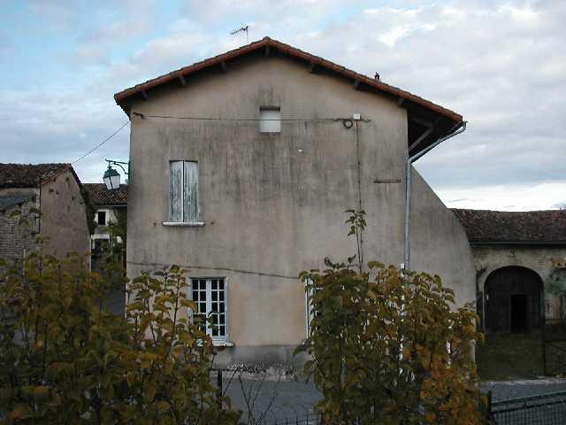 Maison - Secteur Aunac