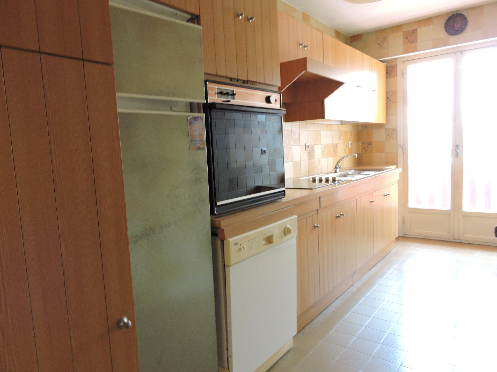 4 pièces St roch 89 m2