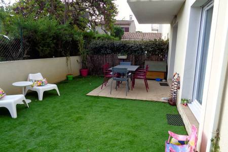 Rental Apartment - Narbonne ANATOLE FRANCE