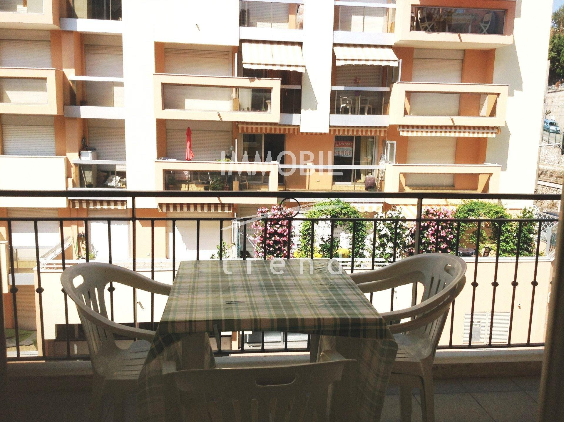 Menton Real Estate | Student rental in centre of Menton