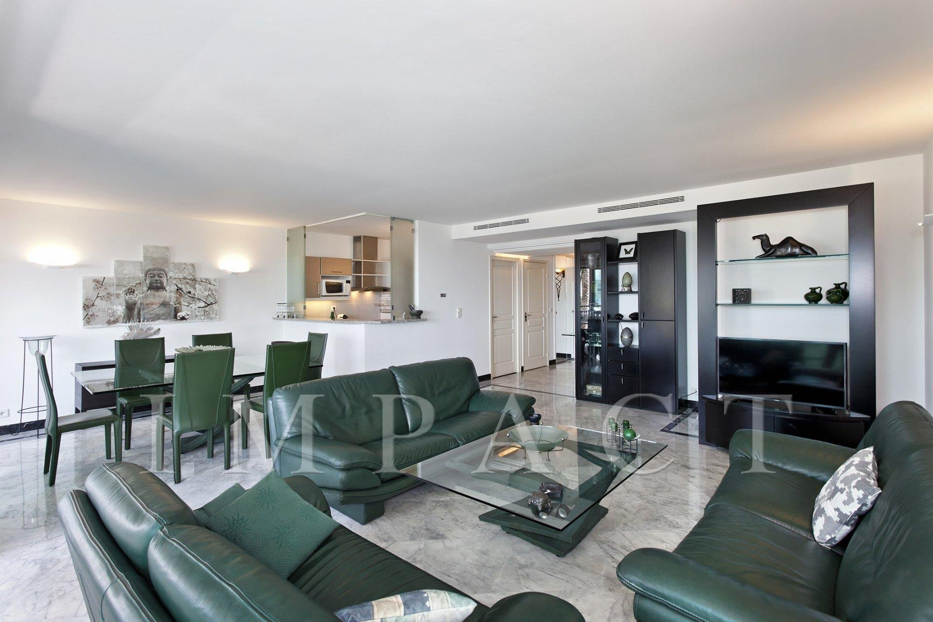 Modern Apartment to rent on the Croisette, Cannes