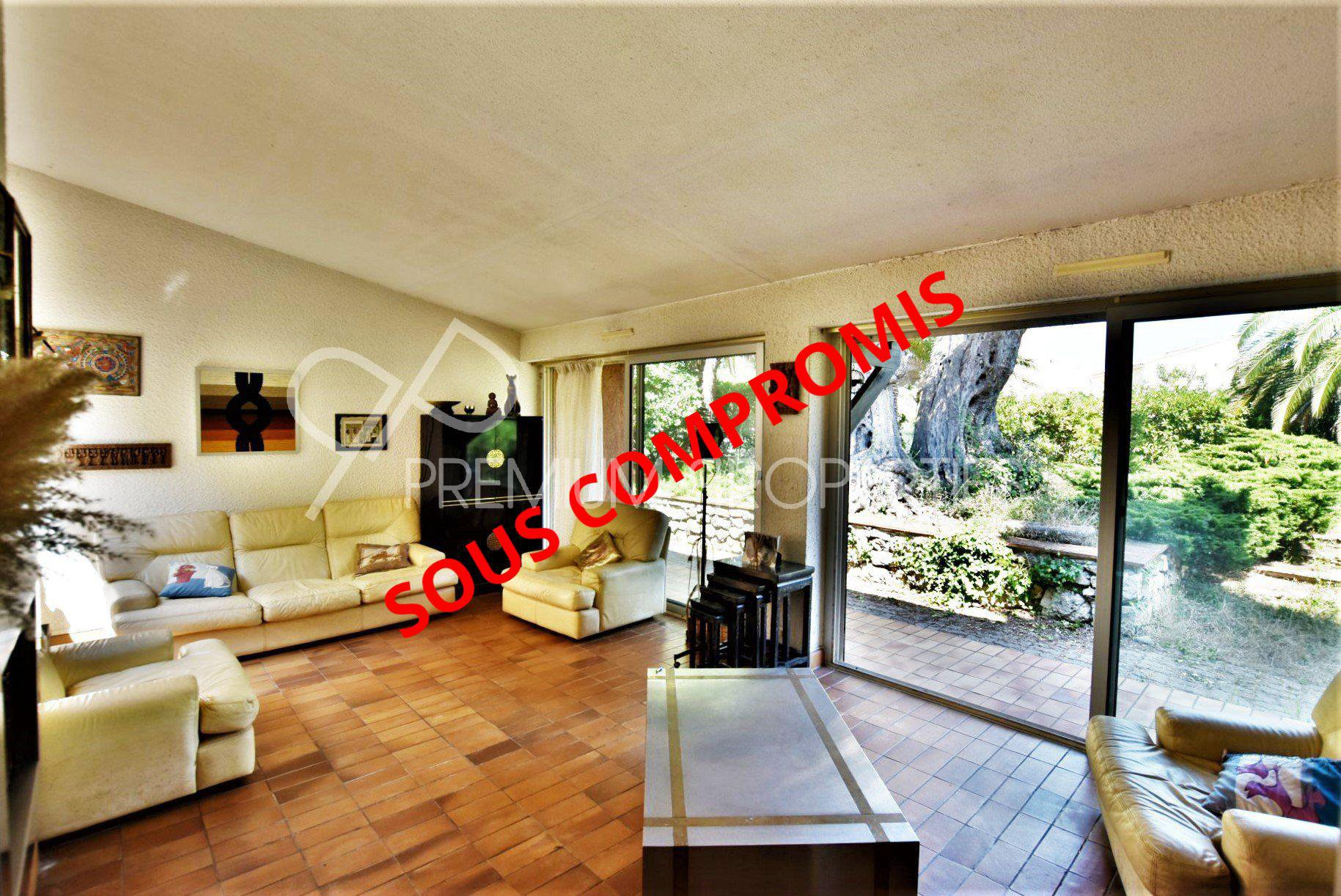 ANTIBES - GATED DOMAIN - ONE STOREY VILLA