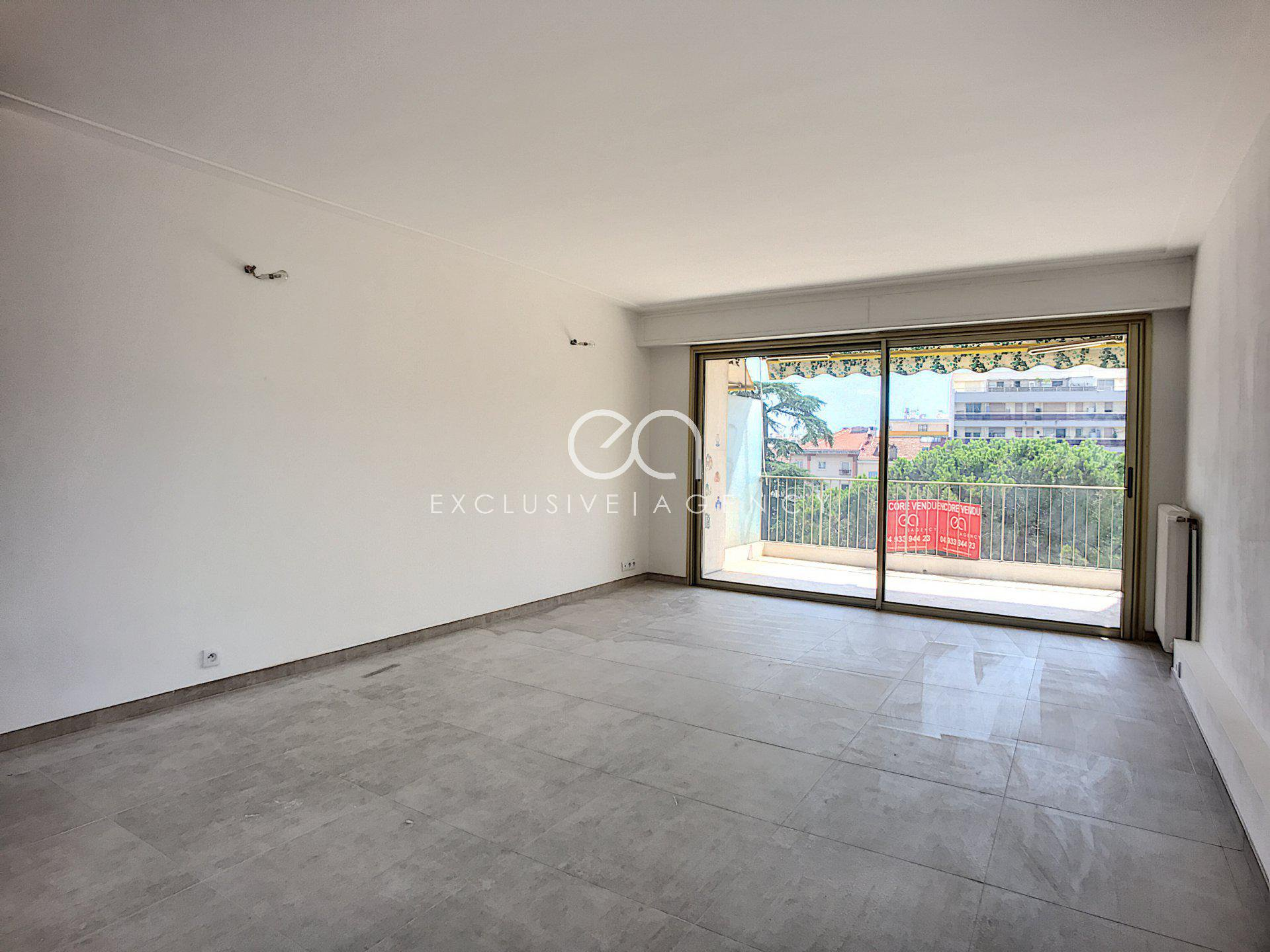 For sale Cannes Centre - 3 bedroom apartment of 96 sqm