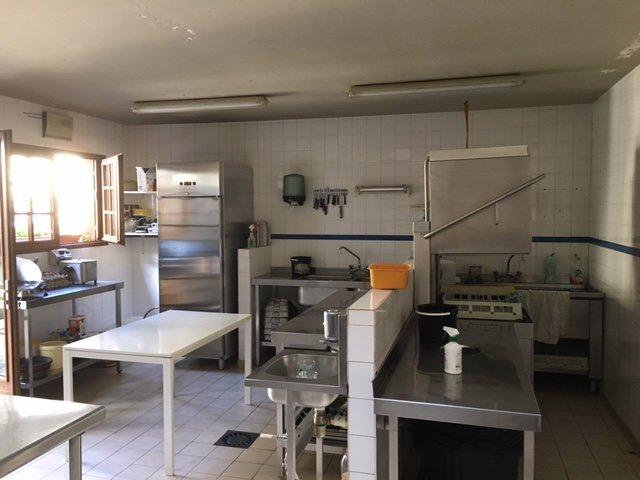 Acier inoxydable, îlot de cuisine