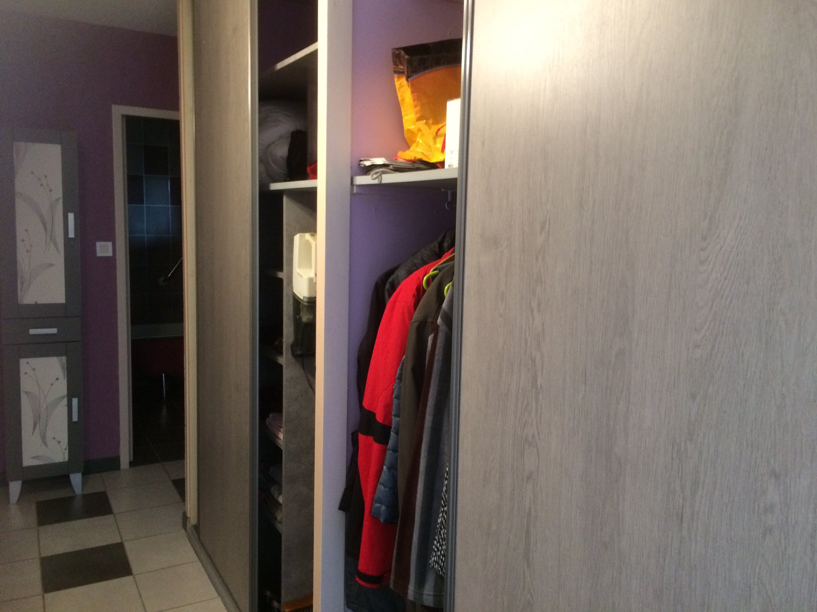 APPARTEMENT F2 MEUBLE