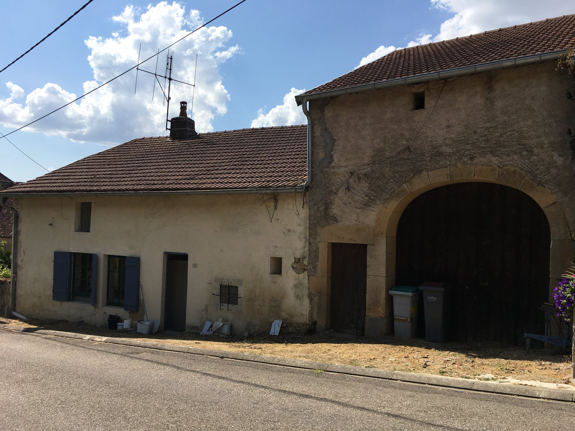 Verkauf Bauernhof - Anchenoncourt Et Chazel