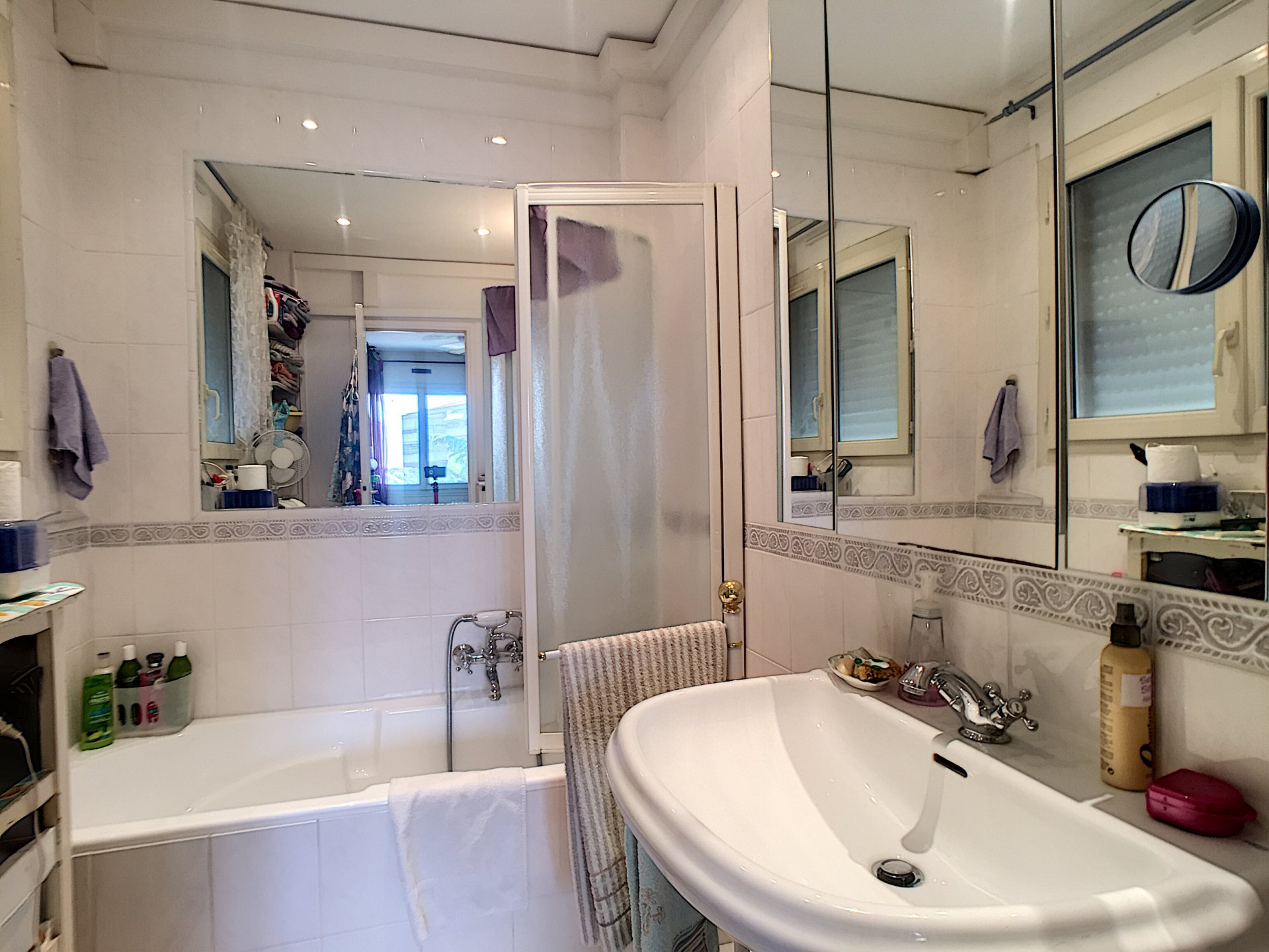 Cannes - Nice 3 rooms with terrace