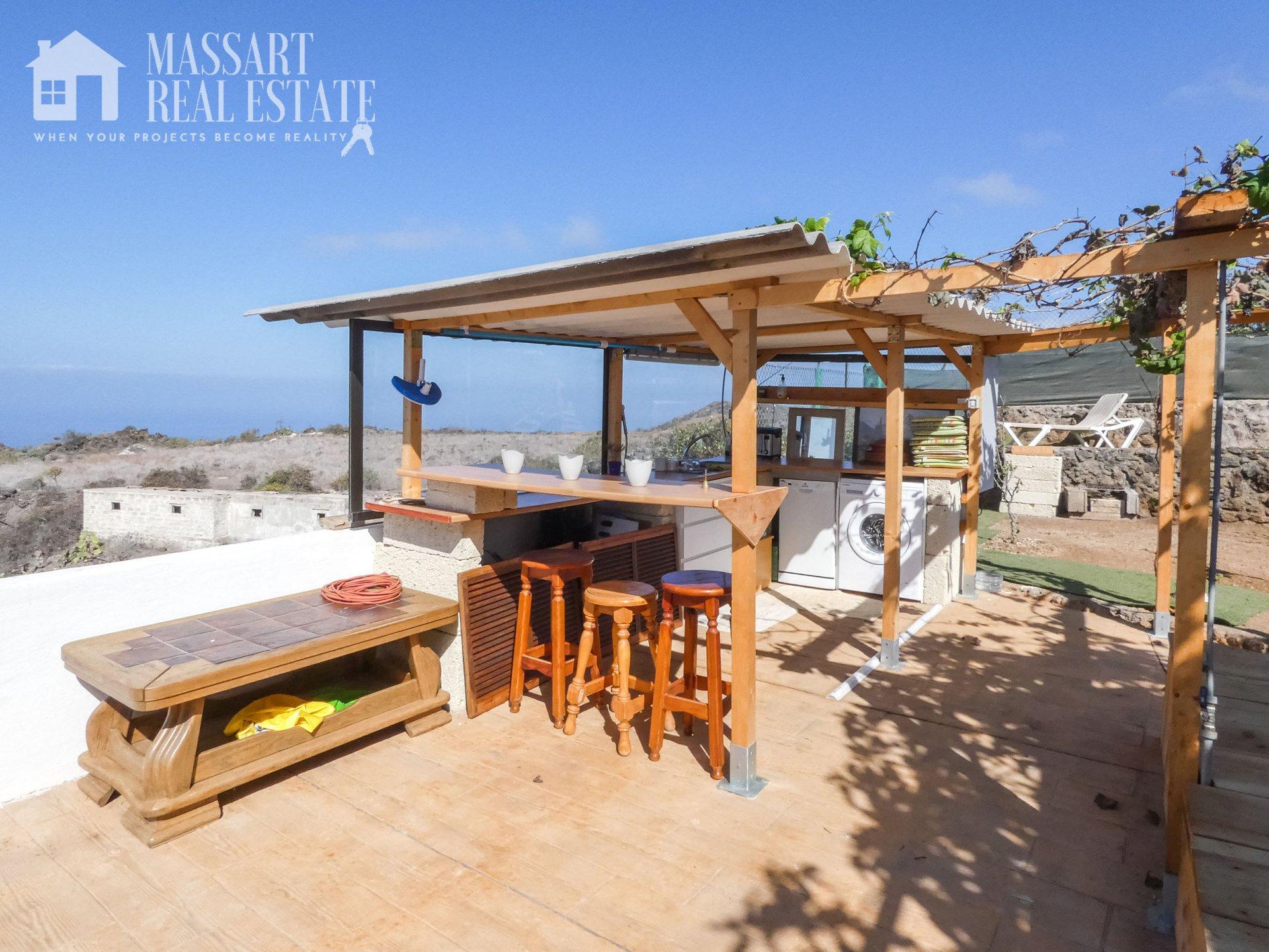 Finca in Playa San Juan con vistas increíbles