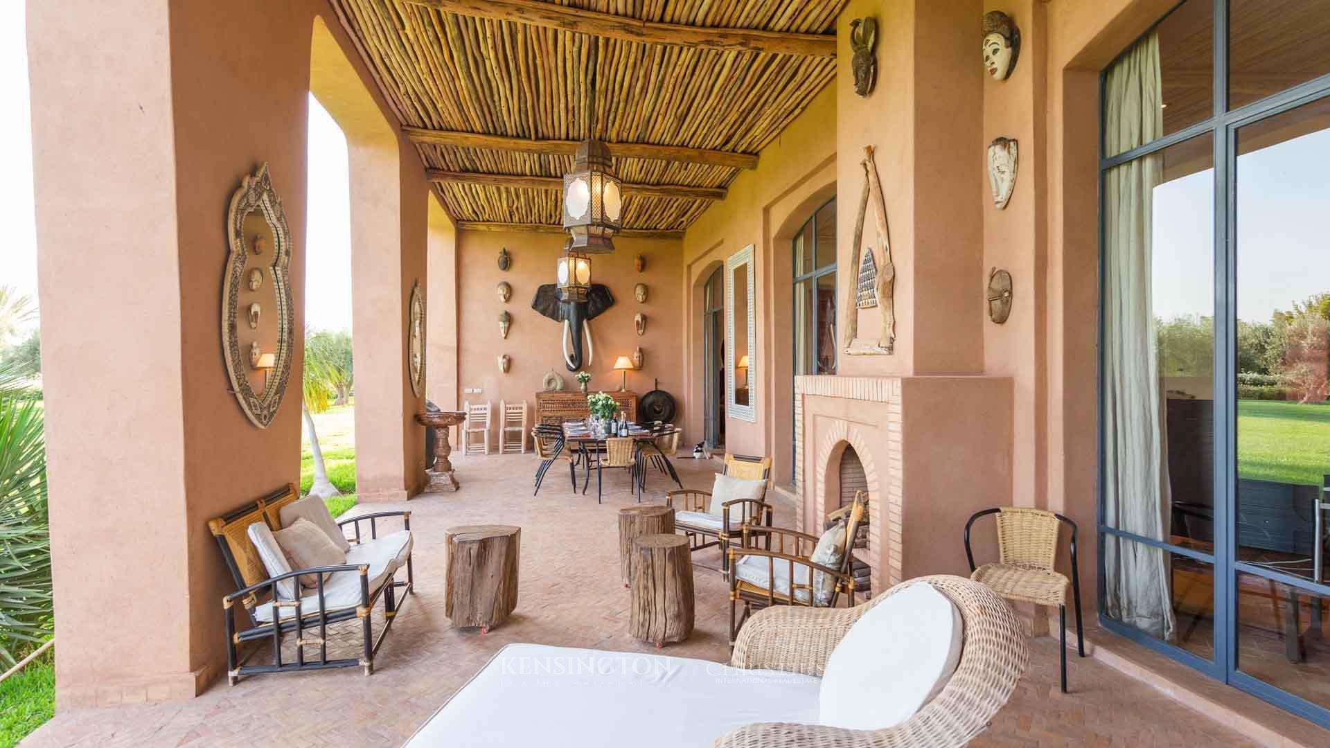 KPPM01057: Villa Keyra Luxury Villa Marrakech Morocco