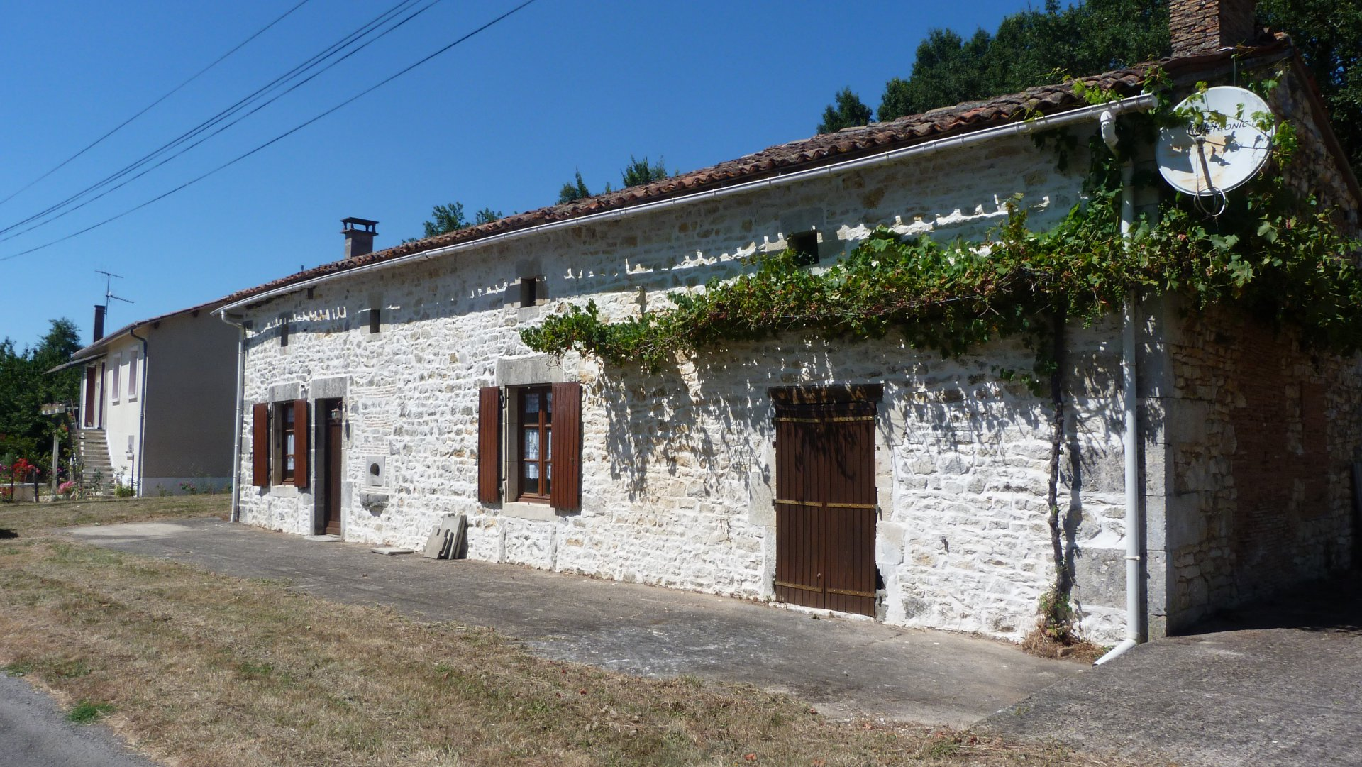 Village house - Near Champagne Mouton