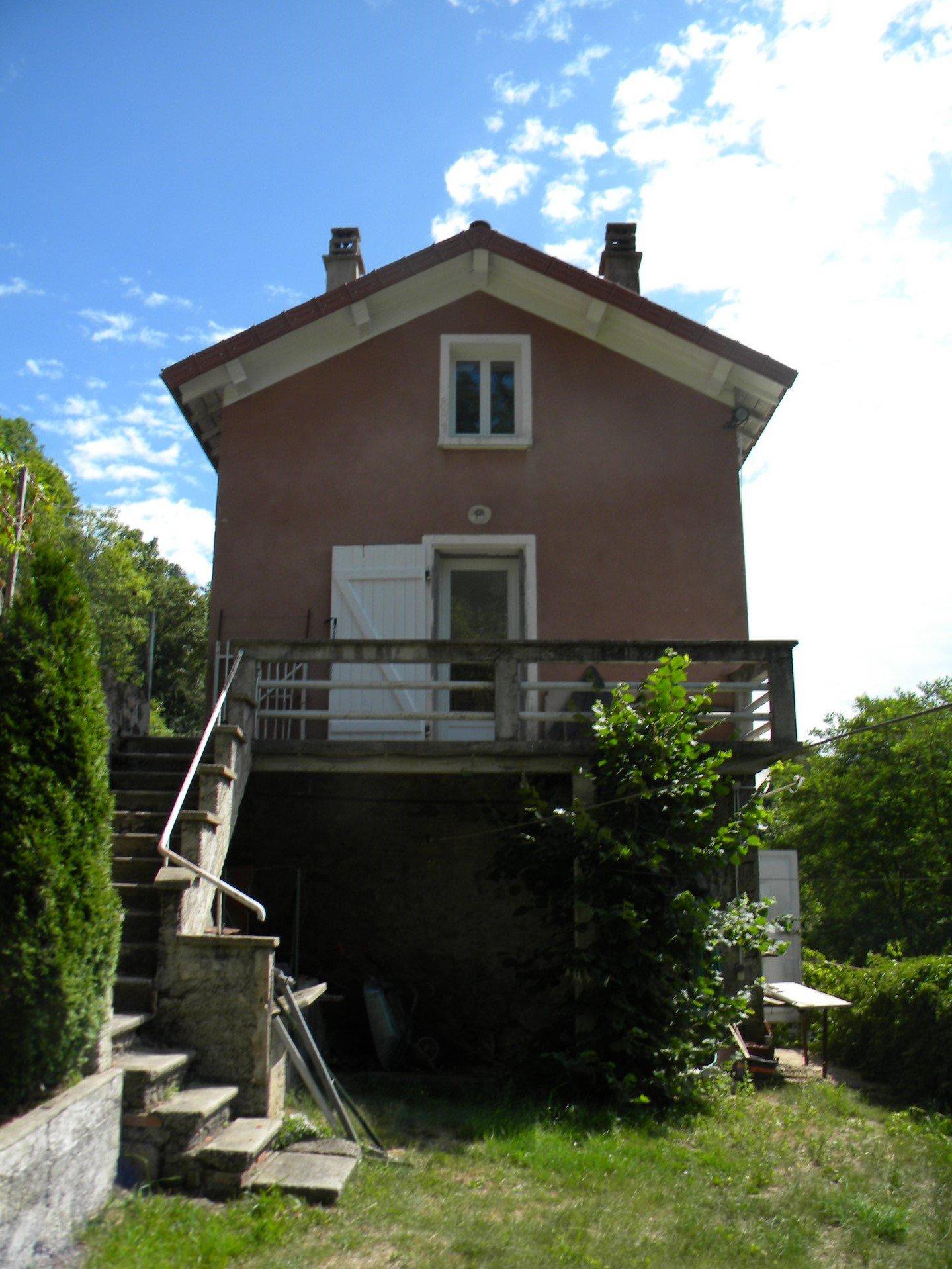 Maison avec cachet