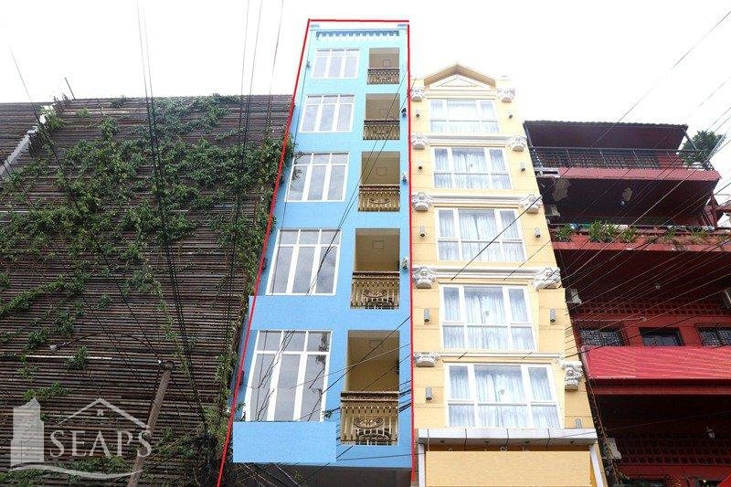 Rental Shophouse Daun Penh