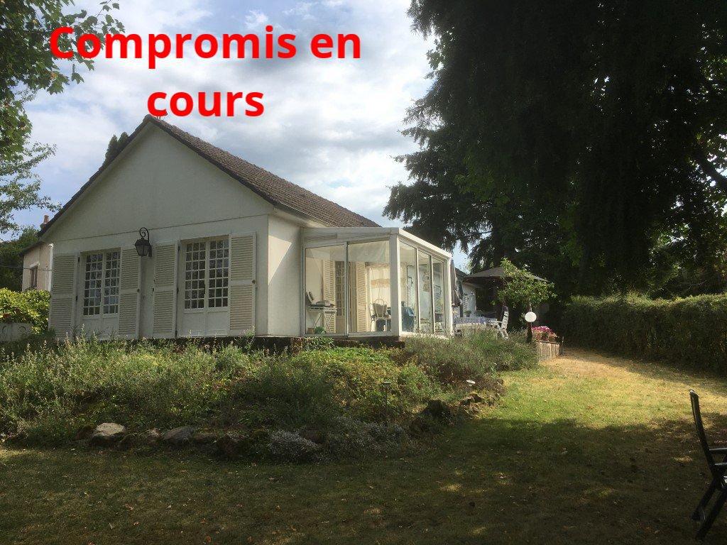 COMPROMIS en cours Maison avec belle vue  Moulins-Engilbert