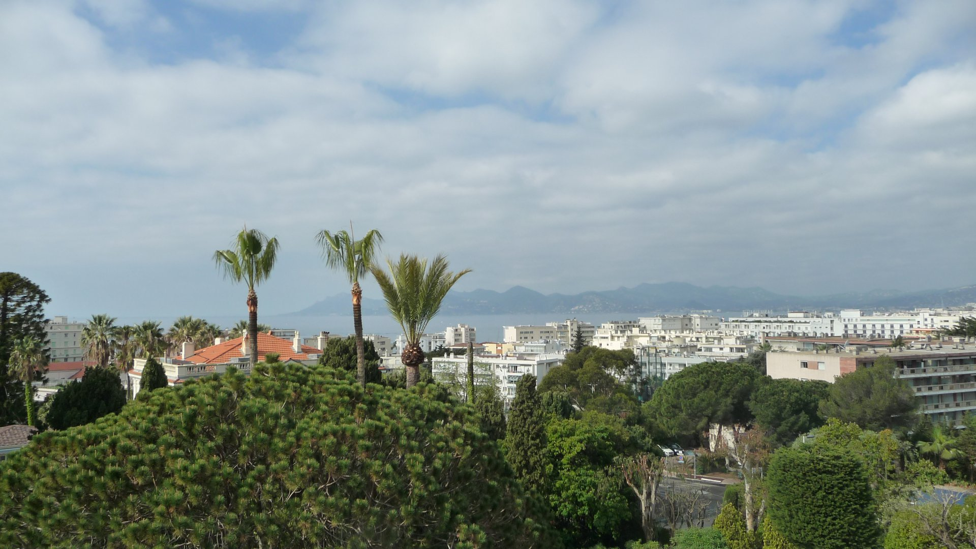 TOP FLOOR 2P65M² BASSE CALIFORNIE SEA VIEW