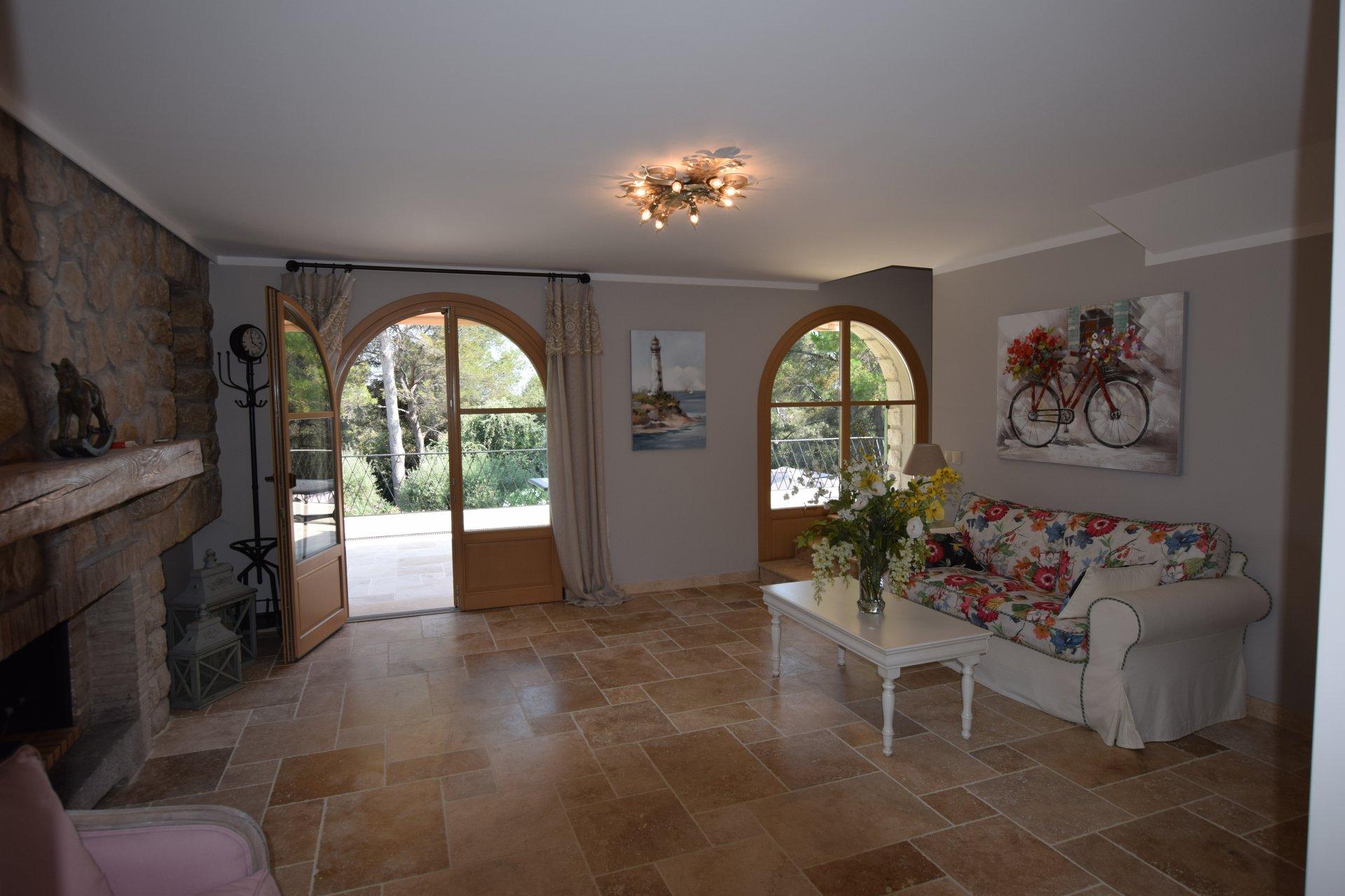 Villa Sophia for rent Saint Paul de Vence