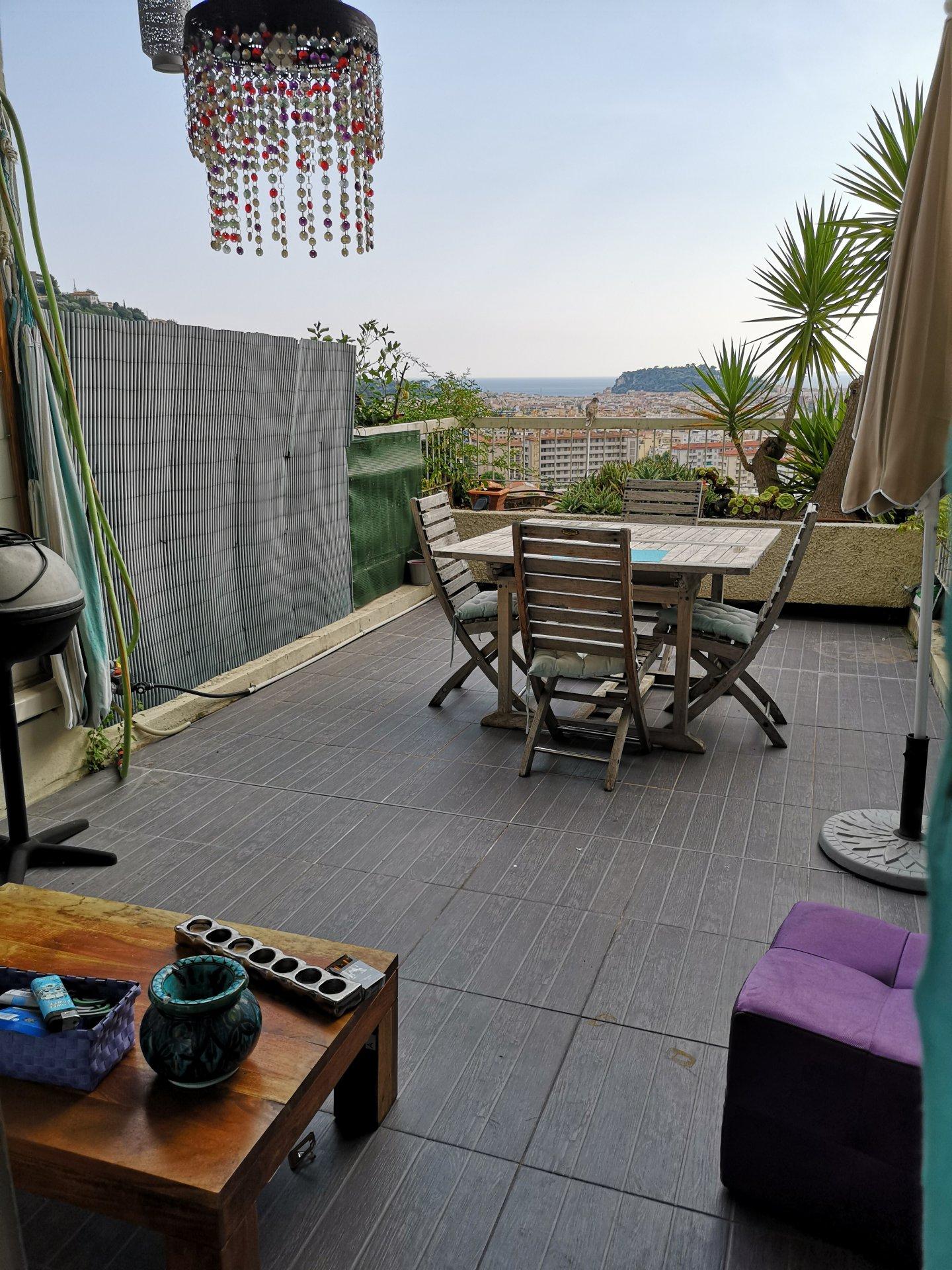 Sale Apartment - Nice Grande Corniche