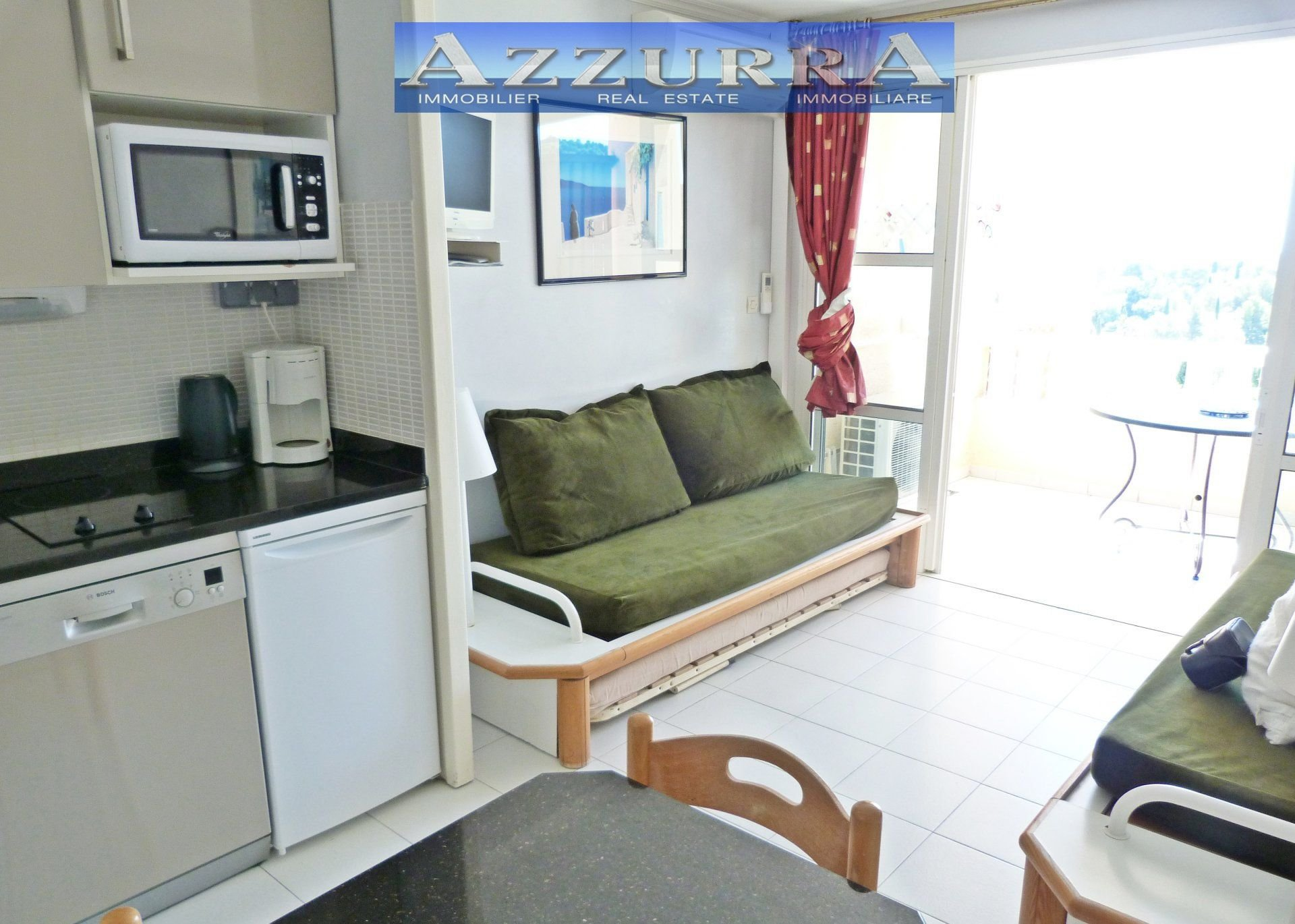 Purchase Agay Cap Esterel apartment 2 rooms