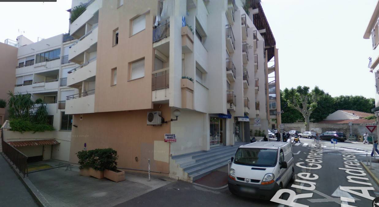 Rental Carpark - Antibes Vieil Antibes