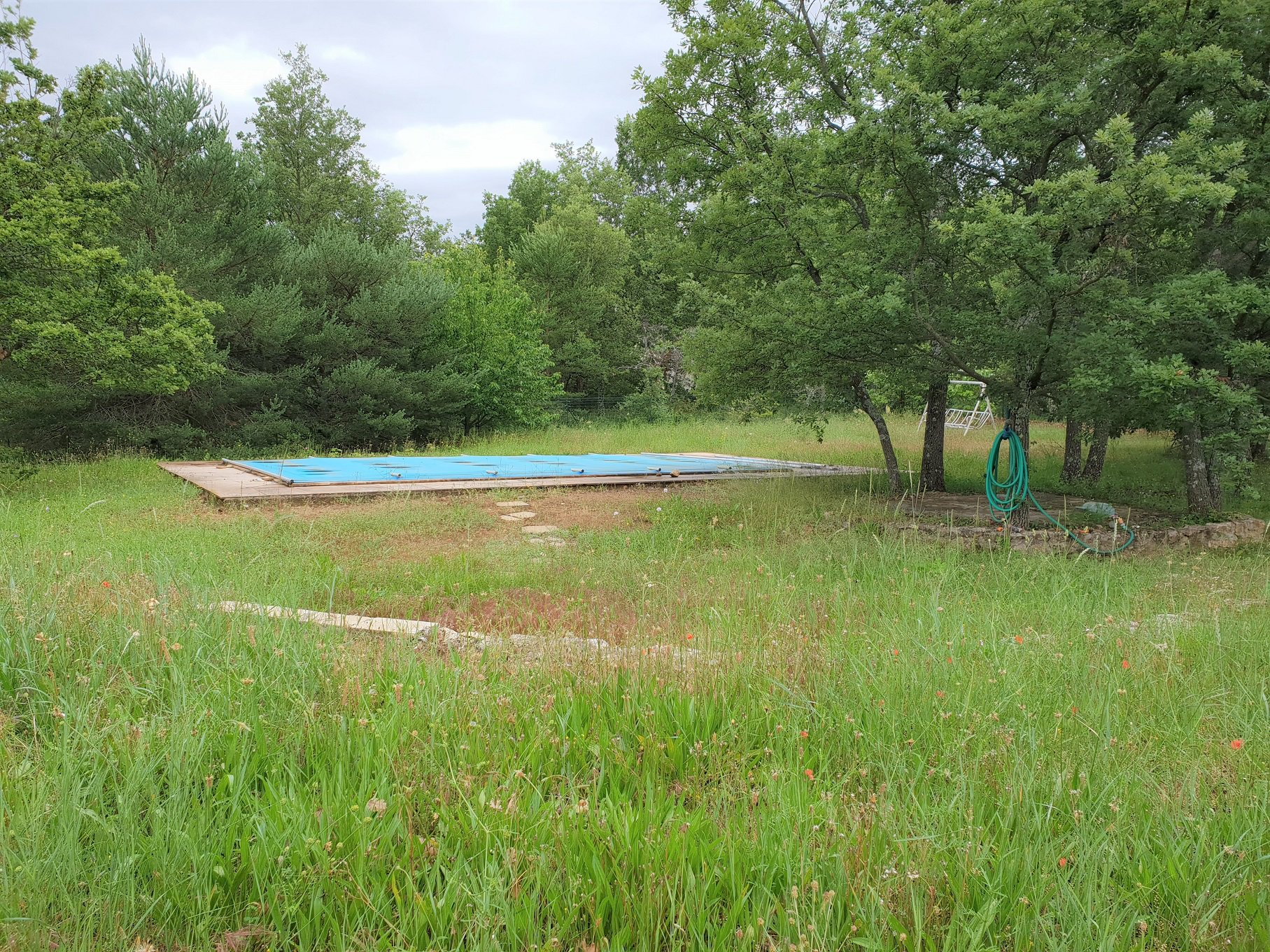 Large house of 149.6 m² on a nice flat ground of 3006 m² swimming pool