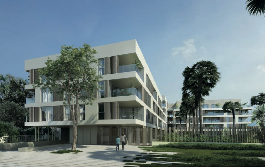 Saint Laurent du Var (06700) - Appartement 3P 67.97m2 neuf