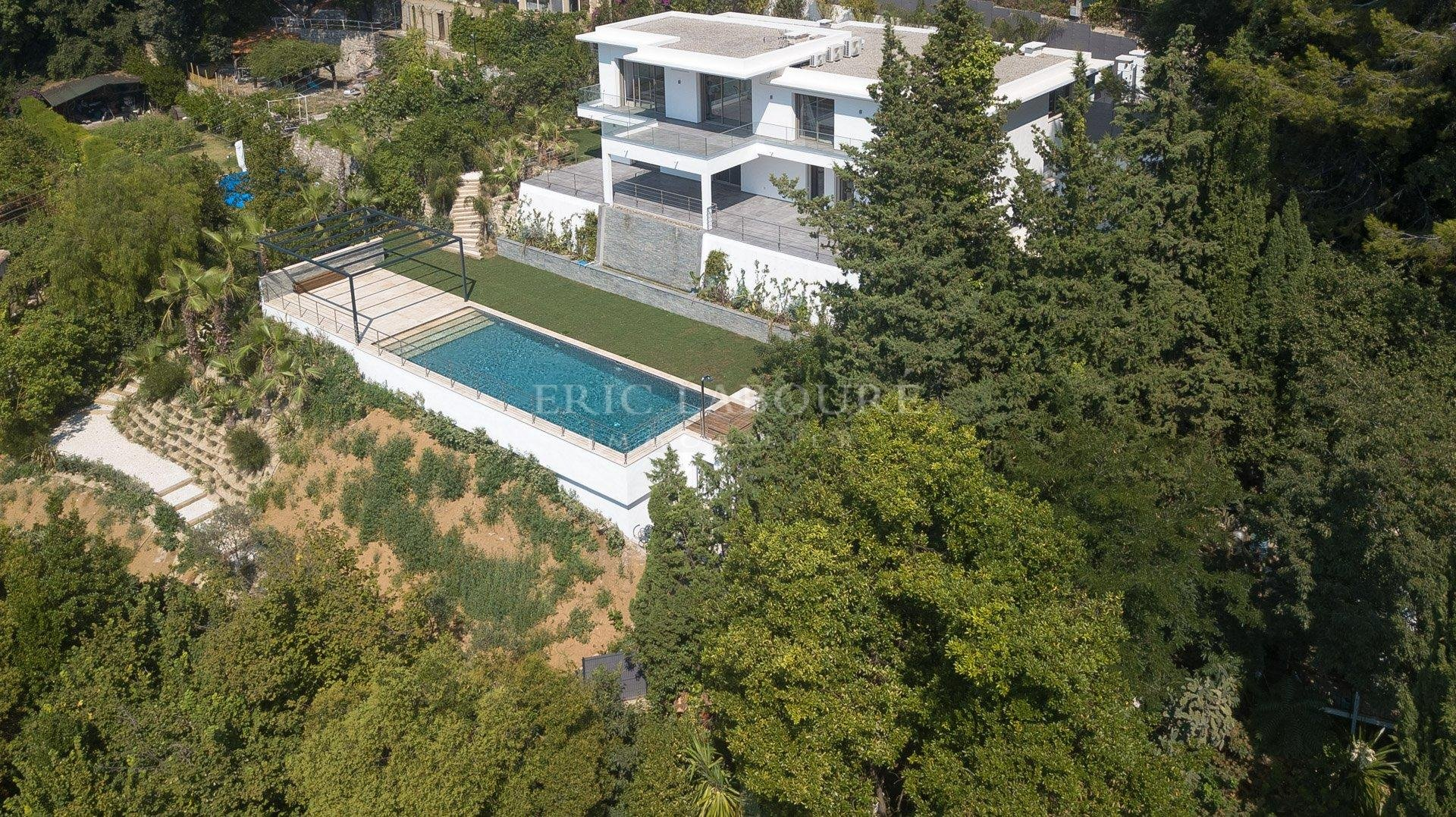 Contemporary villa Mougins - sea view