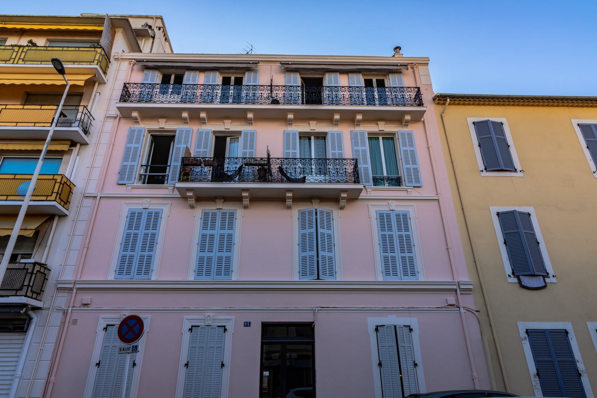 cannes la bocca, 1 bedroom for renting