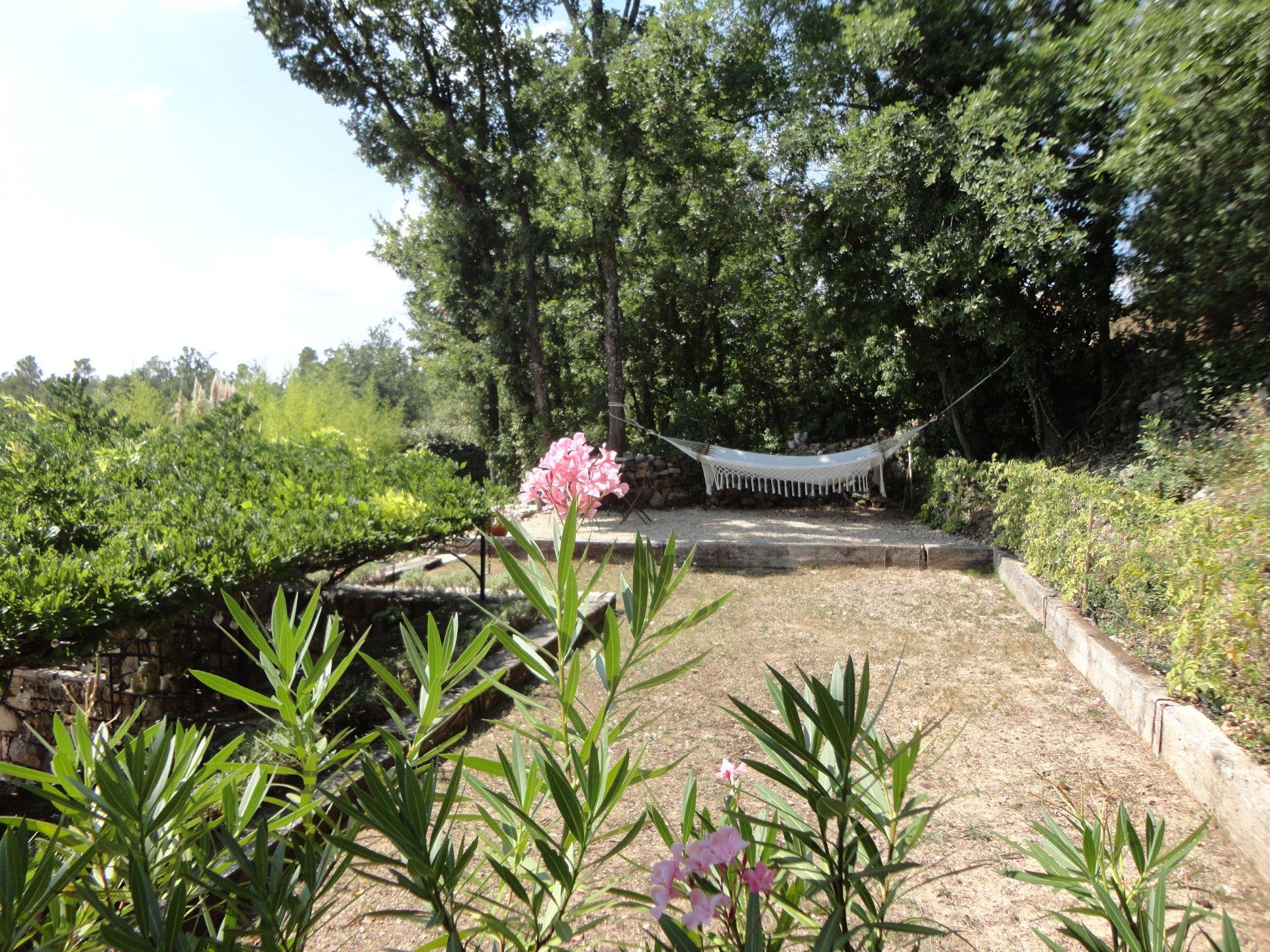 Pays de fayence: villa dans la campagne