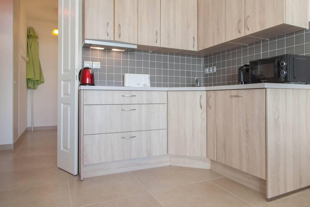3 P Appartement dans la résidence moderne Cannes