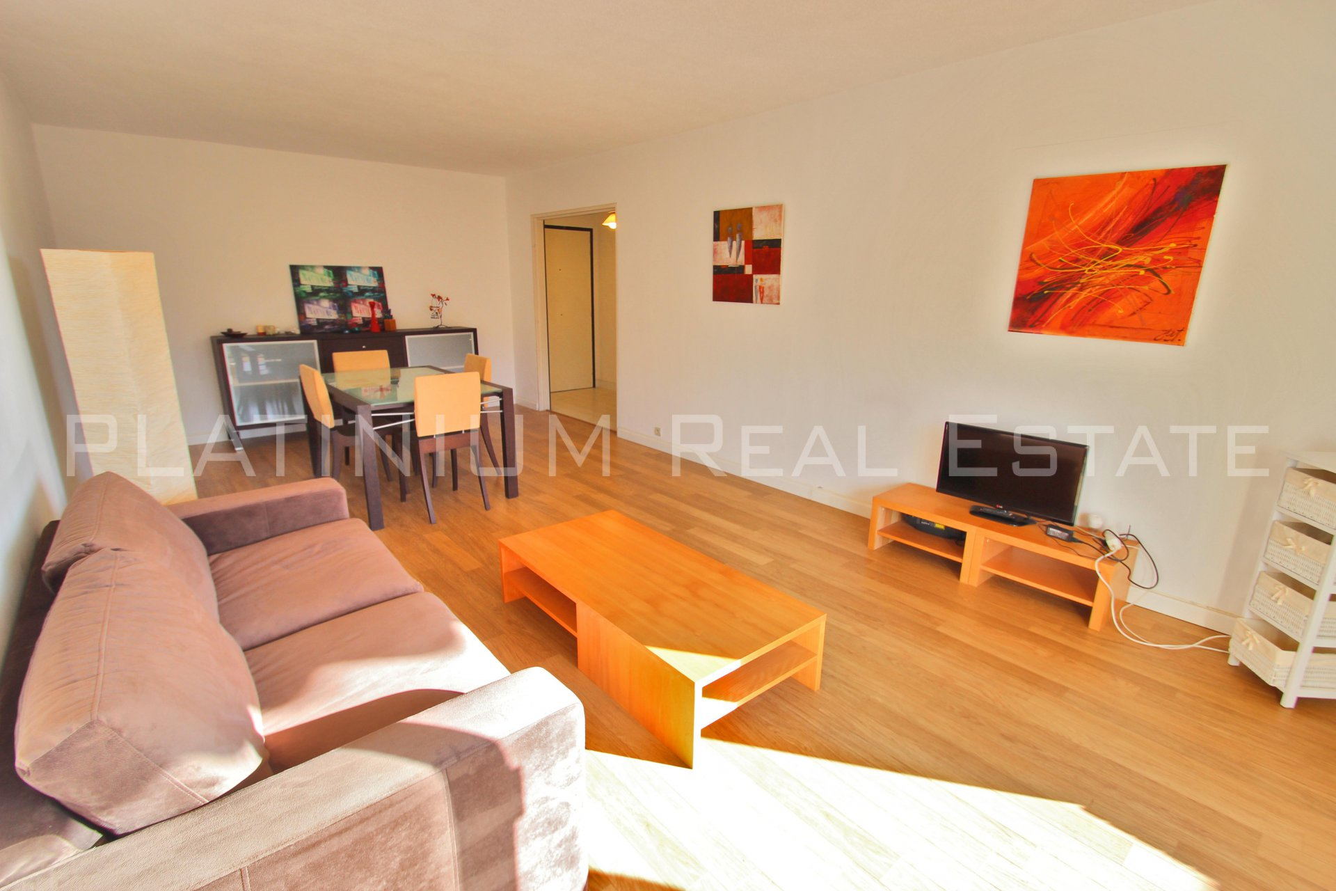 "NICE OUEST "" Fabron"" : One Bedroom 