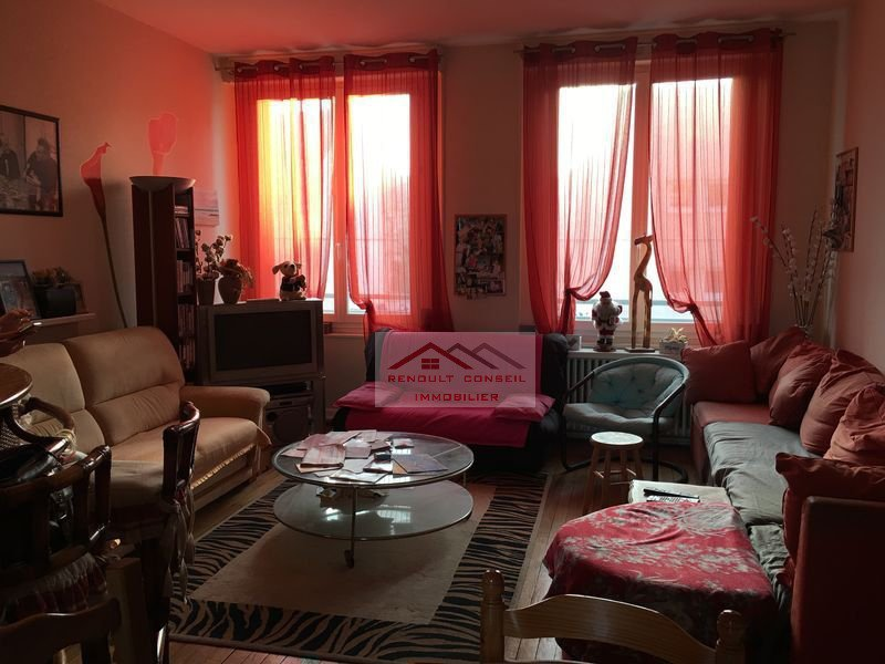 Appartement T4 à Rouen Gauche Europe