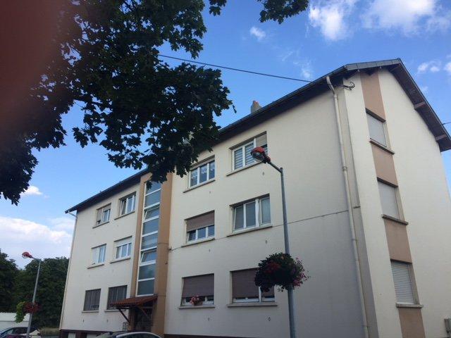 BOUSSE: Bel Appartement F4 au 2 eme  et dernier étage