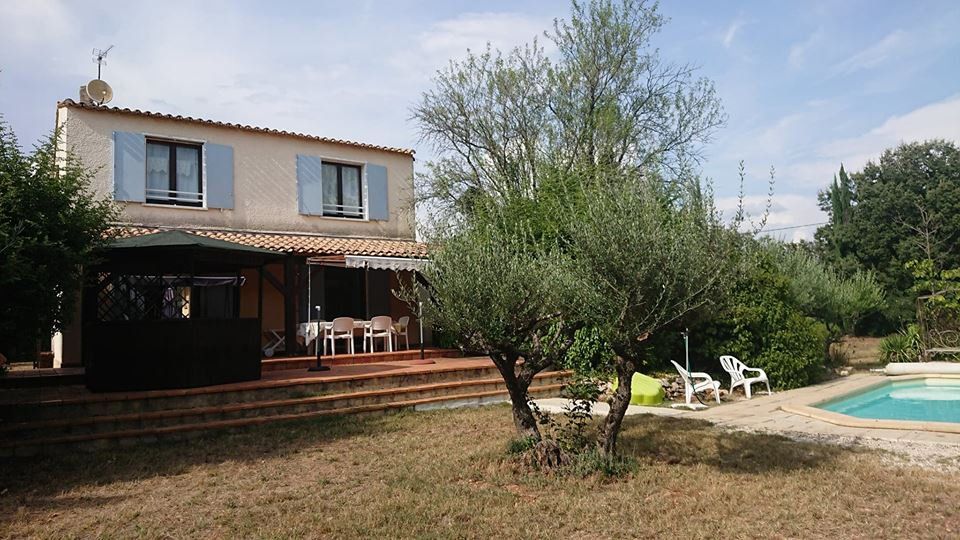 NICE VILLA 3 BEDROOMS AND EQUIPED STUDIO