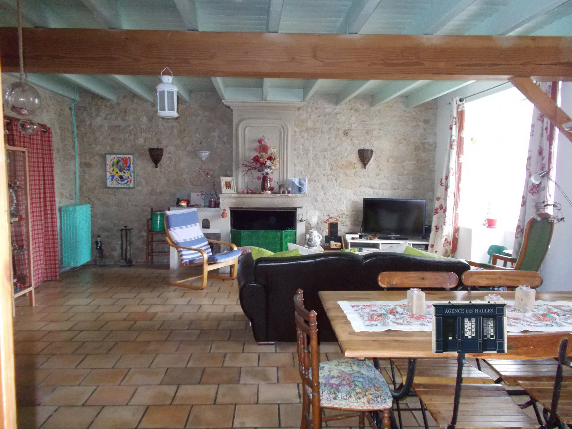 Charentaise house of 178 sqm