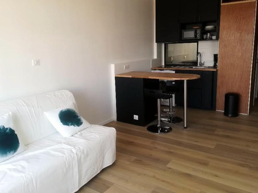 Bd de Strasbourg Studio meublé 24m²