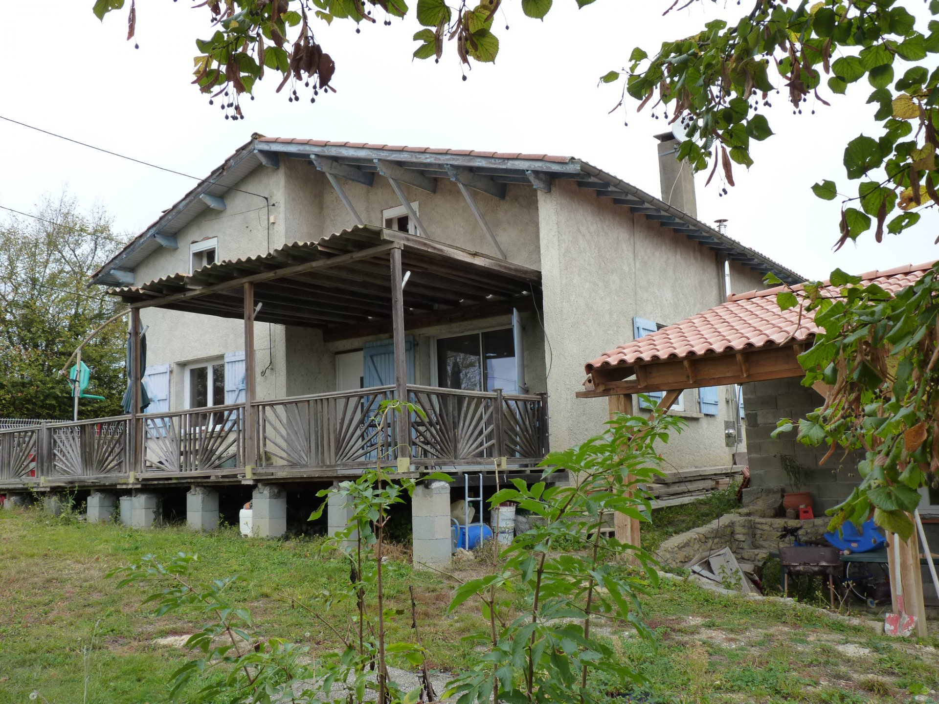 Pretty house T4 with garden 10 minutes from Aurignac