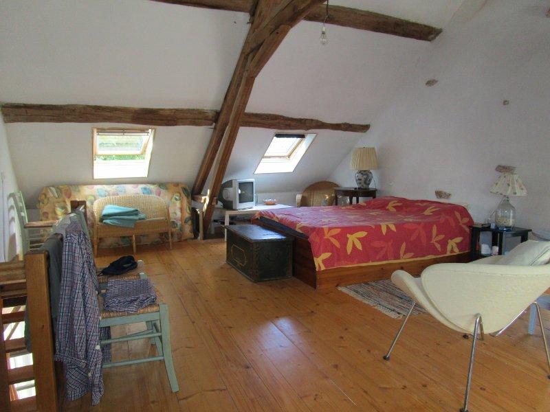 Vrijstaande woning   bebost terrein Nièvre 58