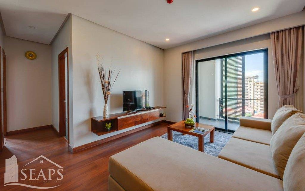 NICE SERVICE APARTMENT FOR RENT IN BKK1