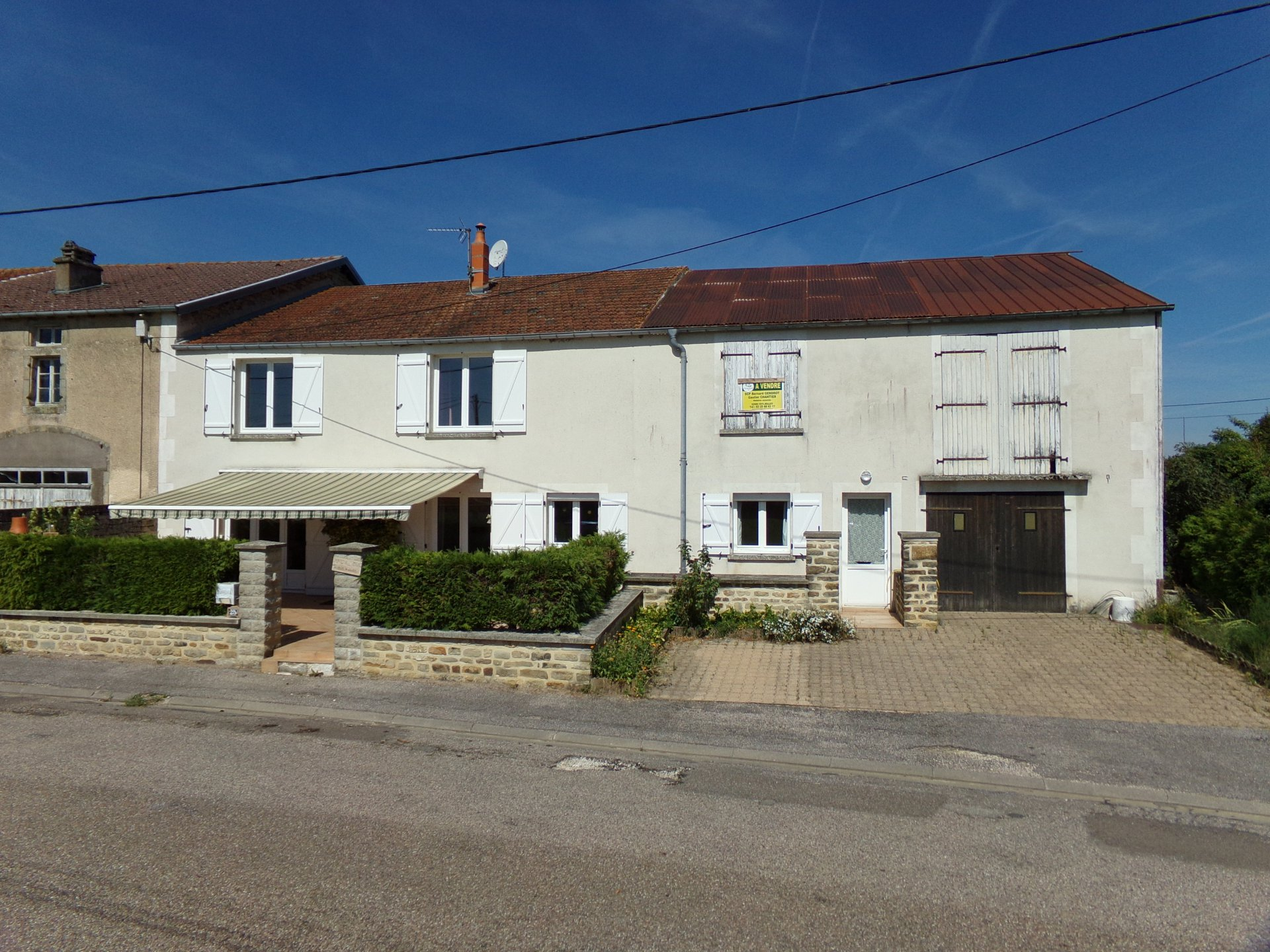 Beautiful house for sale in the Champagne-Ardenne - Haute Marne