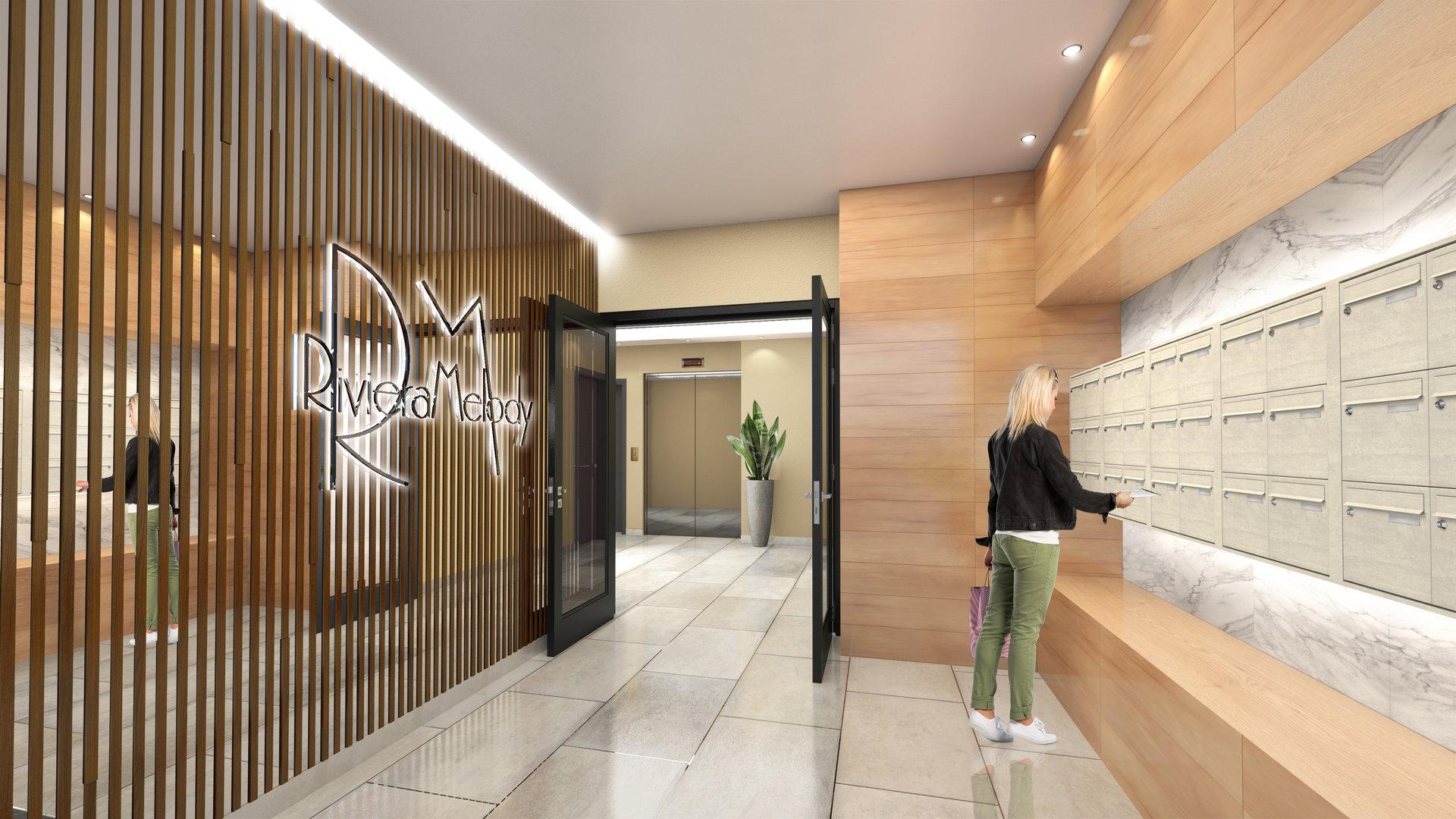 Juan-les-Pins Centre/New Building RIVIERA MELODY