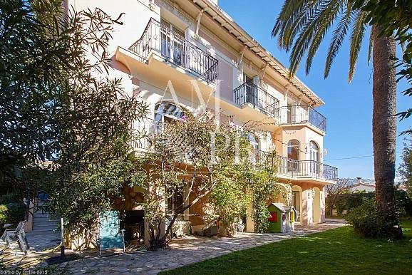 Villa Belle Epoque -Cannes Downtown- 5 bedrooms seasonal rental