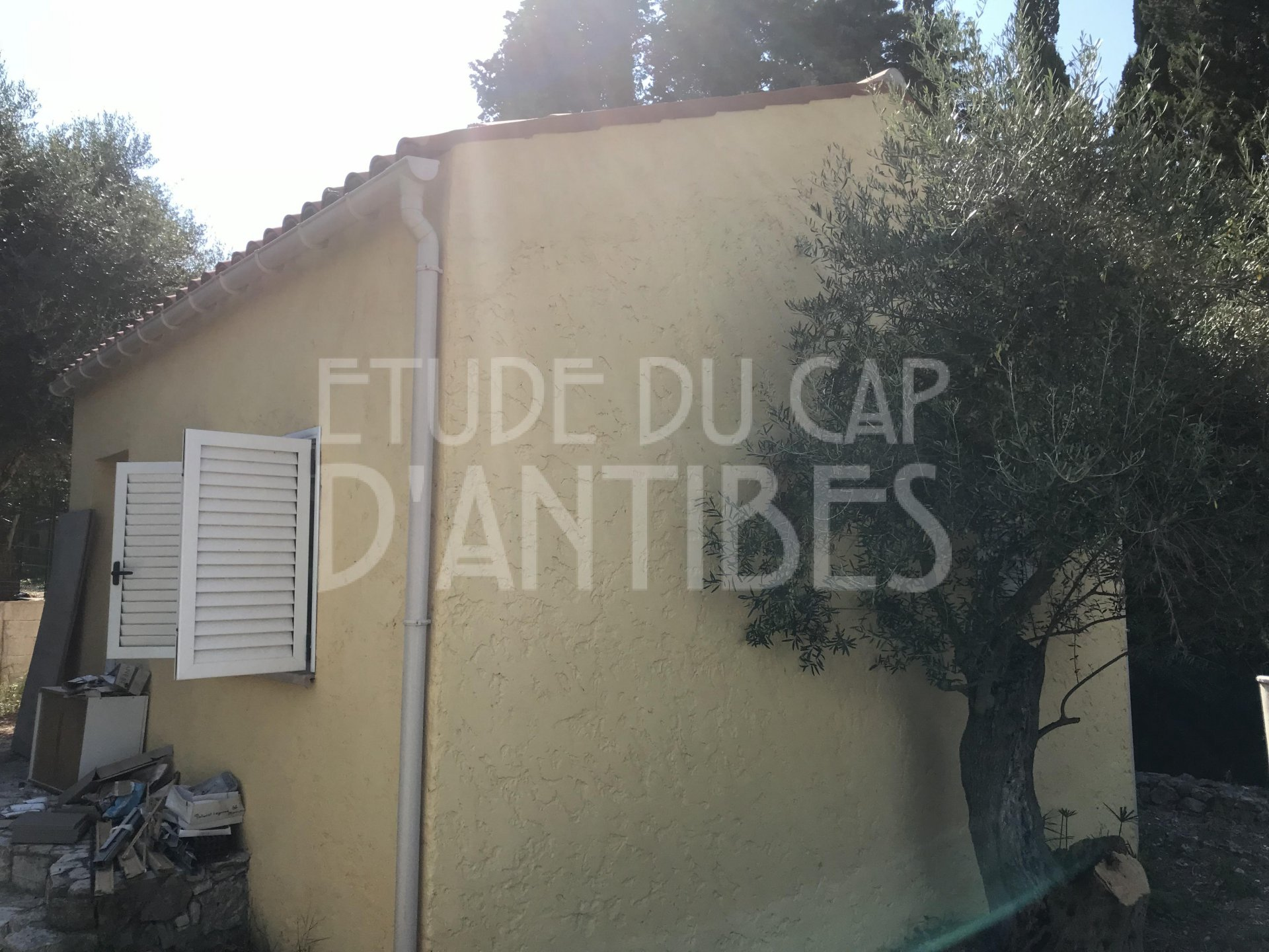 2 Rooms house of 30 sqm - Cap d'Antibes