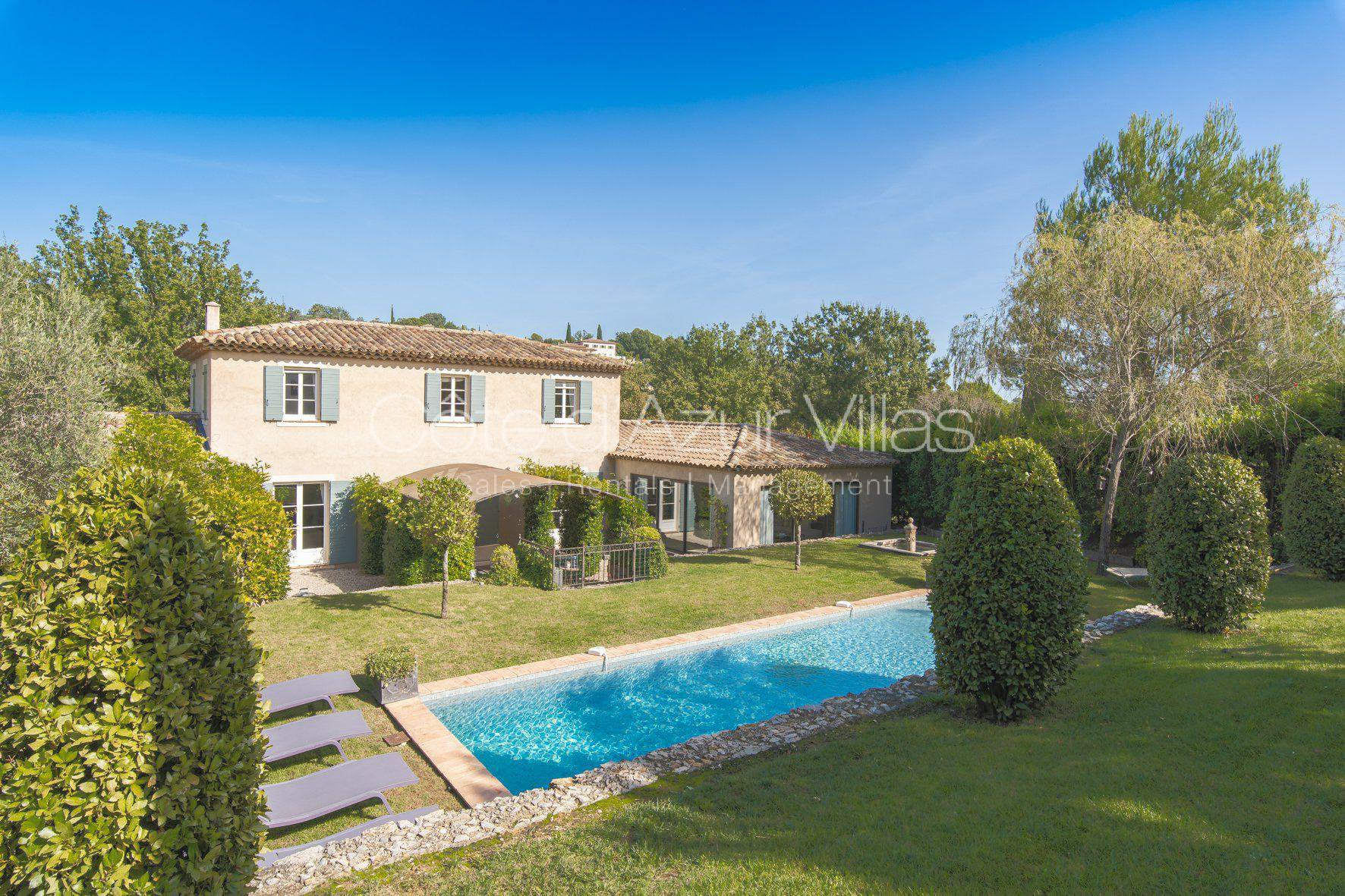 Valbonne - Beautiful  bastide close to the village