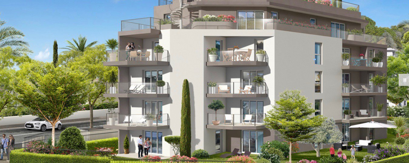 ANTIBES - French Riviera - 1 bed apartment near Sophia Technopole